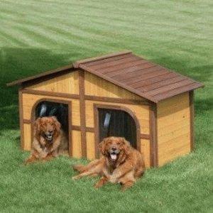 Будка для большой собаки своими руками